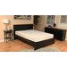 "<strong>Brooklyn Bedding</strong> Ultimate Dreams Crazy Quilt 7"" Mattress"