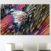 """<strong>""""Birded"""" Canvas Art</strong> by Crush Collective"""