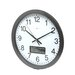 """Howard Miller® Home or Office Chronicle 14"""" Wall Clock"""