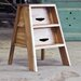 <strong>Janeto Step Stool</strong> by Aaron Poritz Furniture