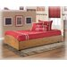 <strong>Elsa Twin Loft Caster Bed Frame</strong> by Signature Design by Ashley