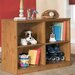 Elsa Loft Bookcase in Brown