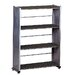 "<strong>Accent 44.5"" H Four Shelf Shelving Unit</strong> by Mayline Group"