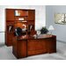 <strong>Sorrento Series Typical #14 Standard Desk Office Suite</strong> by Mayline Group