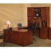 Sorrento Series U-Shape Desk Office Suite by Mayline Group