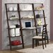 <strong>Arlington Bookcase with Desk</strong> by 4D Concepts