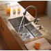 "Stainless Steel 27.5"" Bottom Grid for Kitchen Sink"