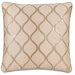 <strong>Eastern Accents</strong> Bardot Bisque with Cord Accent Pillow