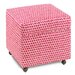 <strong>Eastern Accents</strong> Alexis Ginny Sorbet Storage Box Ottoman