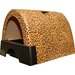<strong>Designer Cat Litter Box with New Leopard Print Cover</strong> by Kittyagogo