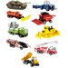 Matchbox Real Working Rigs Assortment Vehicles Set