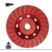 CTC32 Continuous Turbo Cup (Coarse) Grinding Wheel
