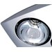 Martec Contour 4 Heat 3 in 1 Bathroom Heater Fan and Light in Silver