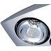 Martec Contour 4 Heat 3 in 1 Bathroom Heater Fan and Light in Silver