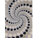 <strong>Davin Grey Abstract Rug</strong> by Chandra Rugs