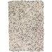 Chandra Rugs Stone Balls White Area Rug