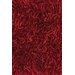 Chandra Rugs Zara Red Area Rug