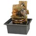 Authentic Overflowing Bucket Fountain EwaterFeatures