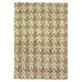 <strong>Kosas Home</strong> Dogtooth Handspun Jute Bleach/Natural Rug