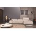 <strong>CREATIVE FURNITURE</strong> Roxana Right Facing Chaise Sectional Sofa