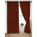 <strong>Evita Curtain Single Panel</strong> by United Linens