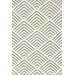<strong>Bunny Williams for Dash and Albert</strong> Cleo Moss Graphic Indoor/Outdoor Rug
