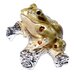 <strong>Frog on the Branch Keepsake Box</strong> by Cristiani Collezione