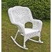 <strong>Chelsea Outdoor Wicker Resin Patio Rocking Chair</strong> by International Caravan