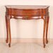 International Caravan Windsor Hand-Carved One Drawer Hall Table
