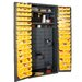 """<strong>72"""" H x 36"""" W x 24"""" D Small Parts Storage and Security Cabinet</strong> by Durham Manufacturing"""