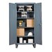 <strong>Recessed Door Style Lockable Storage Cabinet</strong> by Durham Manufacturing