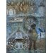 <strong>Nautical Captain's Table Graphic Art on Canvas</strong> by Graffitee Studios