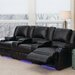 <strong>Thomas Payne Furniture</strong> Marquee Reclining Sectional