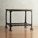 <strong>Vienna Rectangle Industrial End Table</strong> by Kingstown Home