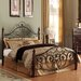 <strong>Monterey Graceful Scroll Bed</strong> by Kingstown Home