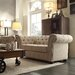 <strong>Carthusia Button Tufted Loveseat</strong> by Kingstown Home