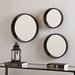 Holly & Martin Holly and Martin 3 Piece Daws Mirror Set