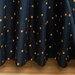 <strong>Navy Star Gathered Cotton Bed Skirt</strong> by Donna Sharp