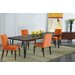 "Saloom Furniture Peter Francis 84"" L Dining Table"