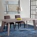 Lenox Extendable Dining Table by Saloom Furniture
