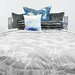 <strong>Cielo Loteria Check Embroidered 400 Thread Count Sheet Set</strong> by Lorena Gaxiola