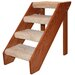 <strong>Open Riser 4 Step Pet Stair</strong> by Premier Pet Steps