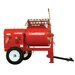 12 Cubic Foot 230 / 460V 3-Phase Whiteman Steel or Hydraulic Mortar Mixer
