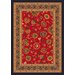 Pastiche Aydin Currant Red Rug