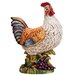<strong>Tuscan Rooster Hen Figurine</strong> by Kaldun & Bogle