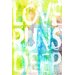 <strong>Love Runs Deep Painting Prints on Canvas</strong> by Marmont HIll