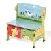 <strong>Sunny Safari Storage Bench</strong> by Fantasy Fields