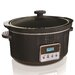<strong>Sensio</strong> Bella 5-Quart Programmable Slow Cooker