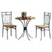 Wildon Home ® Beaverton 3 Piece Pub Set