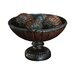 <strong>Greco Table Top in Dark Bronze/Antique Gold</strong> by Lite Source